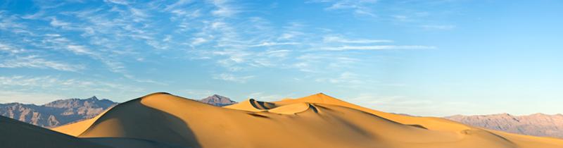 Erfolgreich-reisen.de - Länderinfos  - Algerien - Sanddünen