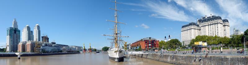 Erfolgreich-reisen.de  - Argentinien - Buenos-Aires-Puerto-Madero