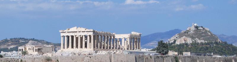 Erfolgreich-reisen.de  - Griechenland - Akropolis