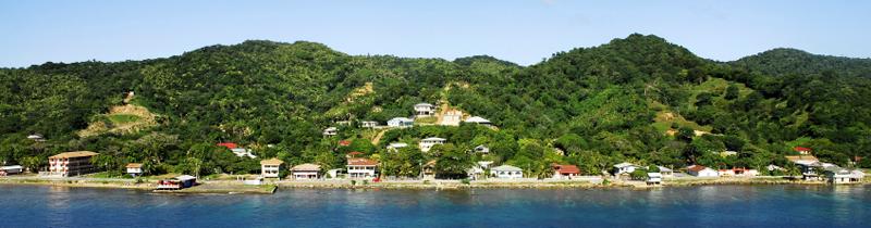 Erfolgreich-reisen.de - Länderinfos  - Honduras - Isla