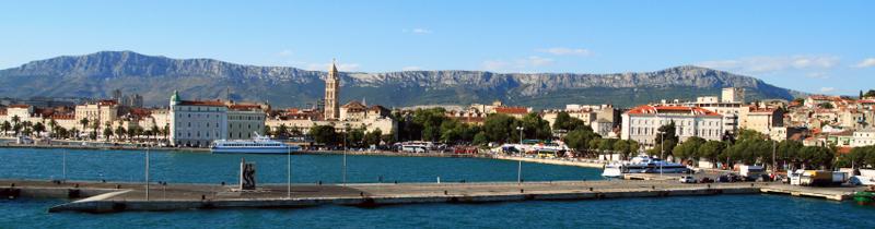 Erfolgreich-reisen.de - Länderinfos  - Kroatien - Split