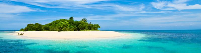 Erfolgreich-reisen.de  - Malediven - Eiland