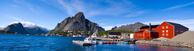 Erfolgreich-reisen.de  - Skandinavien - Lofoten